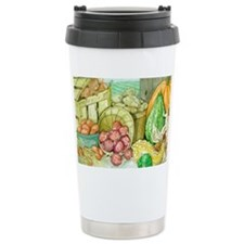 Fall Harvest Travel Mug