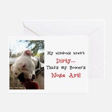 sticker Greeting Card