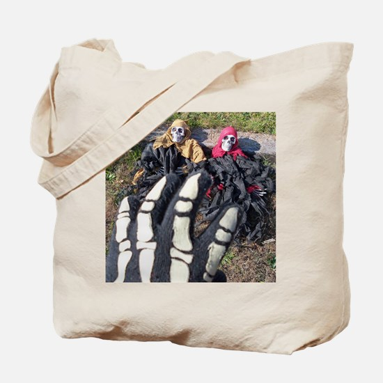 DID THEY PICK ON YOU? Tote Bag