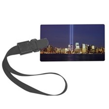 911 Tribute of Lights Luggage Tag