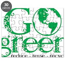 Go-Green Puzzle