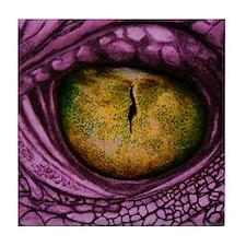 dragon eye Tile Coaster