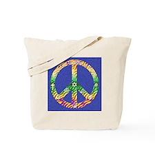 peace copy2 Tote Bag