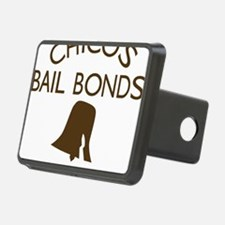 Chicos Bail Bonds Brown Hitch Cover