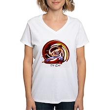 TAI CHI - T-SHIRT white shi Shirt