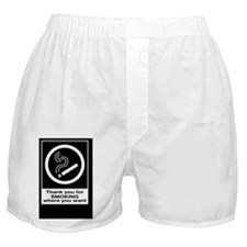 Thank You For Smoking Magnet B Boxer Shorts