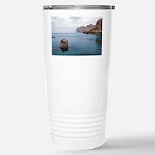 Majorca 10x14 lposter Stainless Steel Travel Mug