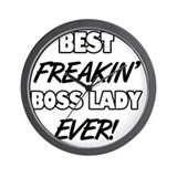 Boss lady Wall Clocks