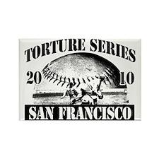TortureSeriesTrans300.gif Rectangle Magnet