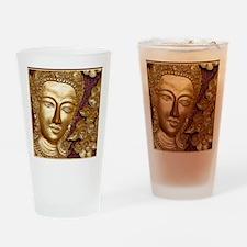 Thai Buddha Drinking Glass