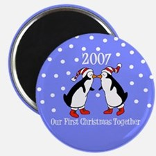 Our First Christmas Together Magnet