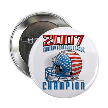 2007 Fantasy Football Champio Button