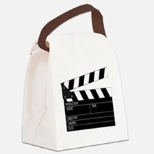 Director' Clap Board Canvas Lunch Bag