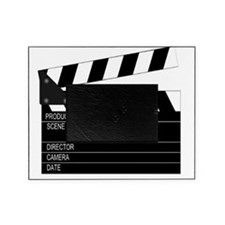 Director' Clap Board Picture Frame