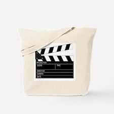 Director' Clap Board Tote Bag