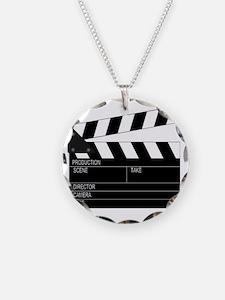 Director' Clap Board Necklace