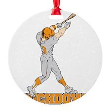 touchdown! Ornament