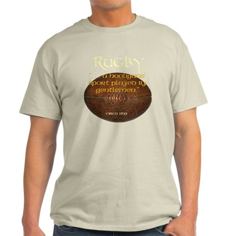 Rugby Hooligans Light T-Shirt