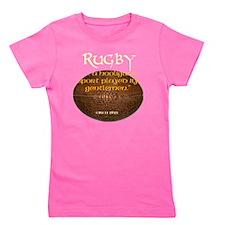 Rugby Hooligans Girl's Tee
