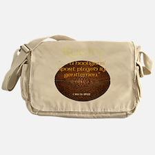 Rugby Hooligans Messenger Bag