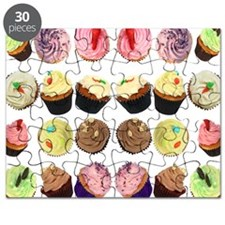 CupcakesMouseMat Puzzle