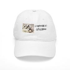 Dalmation cup Baseball Cap