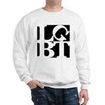LGBT Black Pop Sweatshirt