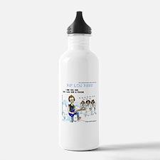 Walk On The Wild Side Water Bottle