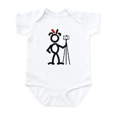 Red Photo3 Infant Bodysuit