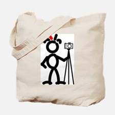 Red Photo3 Tote Bag