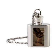 2-123 Flask Necklace