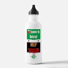 Help_Needed Water Bottle