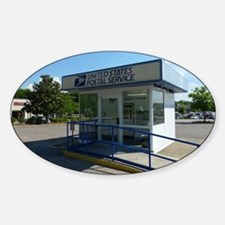 01-post-office Decal