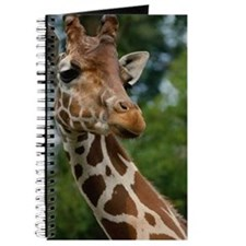 Giraffe Art Journal