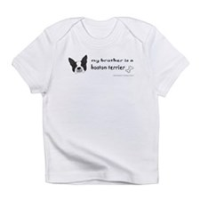 Cute Big brother dog Infant T-Shirt