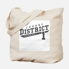 District 1 Design 3 Tote Bag