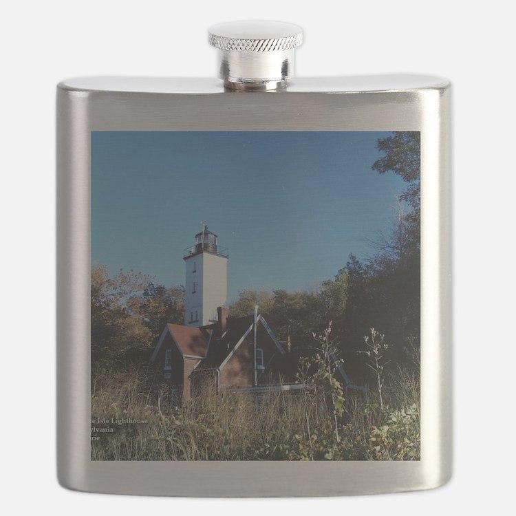 3-001 January Presque Isle 2011 Flask