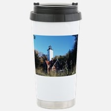 3-001 January Presque Isle 2011 Travel Mug