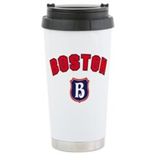 Boston Throwback Travel Mug