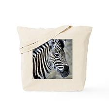 Zebra Art Tote Bag