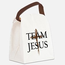 TeamJesus Canvas Lunch Bag