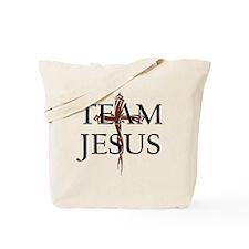 TeamJesus Tote Bag