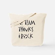 CoachRocks2 Tote Bag