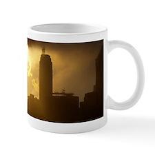 Sunset Over Downtown NYC Mug