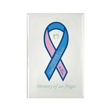 Cool Sids ribbon Rectangle Magnet