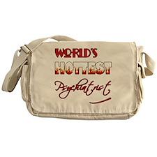 World's Hottest Psychiatrist Messenger Bag