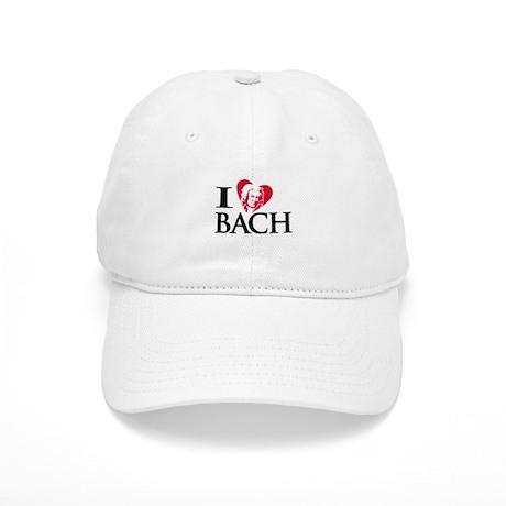 I Love Bach Cap