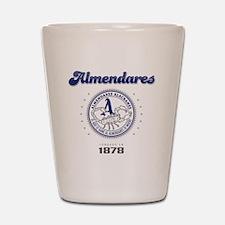 AlmendaresL1_Light Shot Glass
