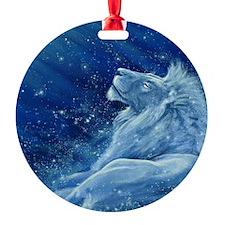 Leo Ornament