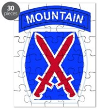 SSI - 10th Mountain Division Puzzle